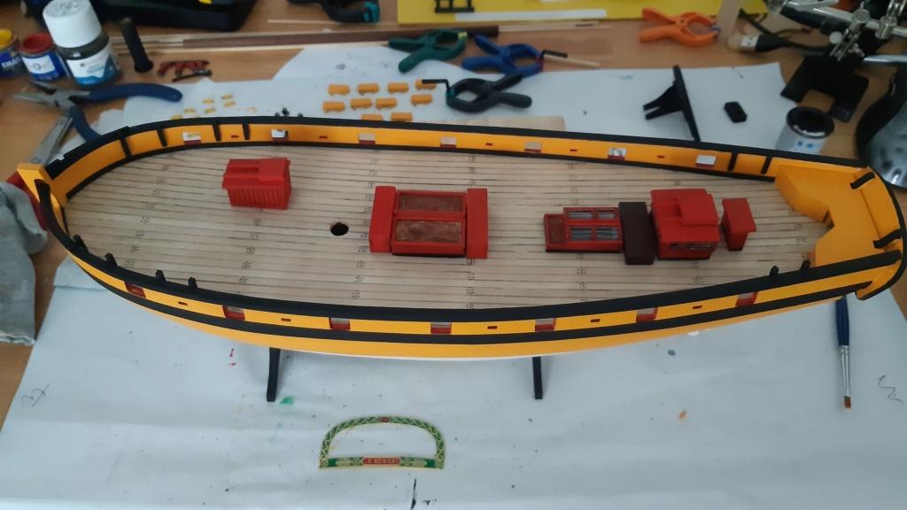 Maquette de bateaux  20200330
