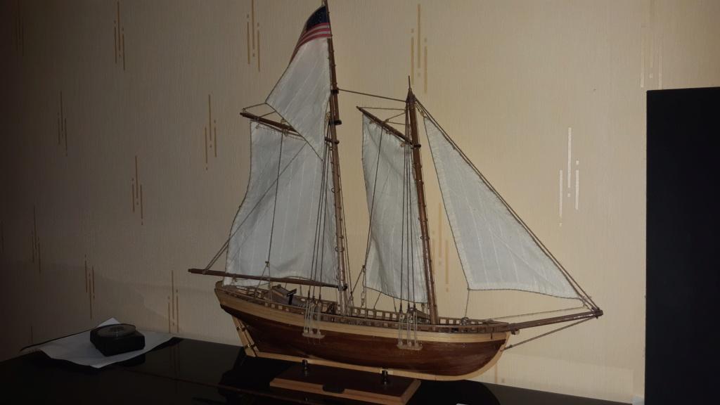 Maquette de bateaux  20200331
