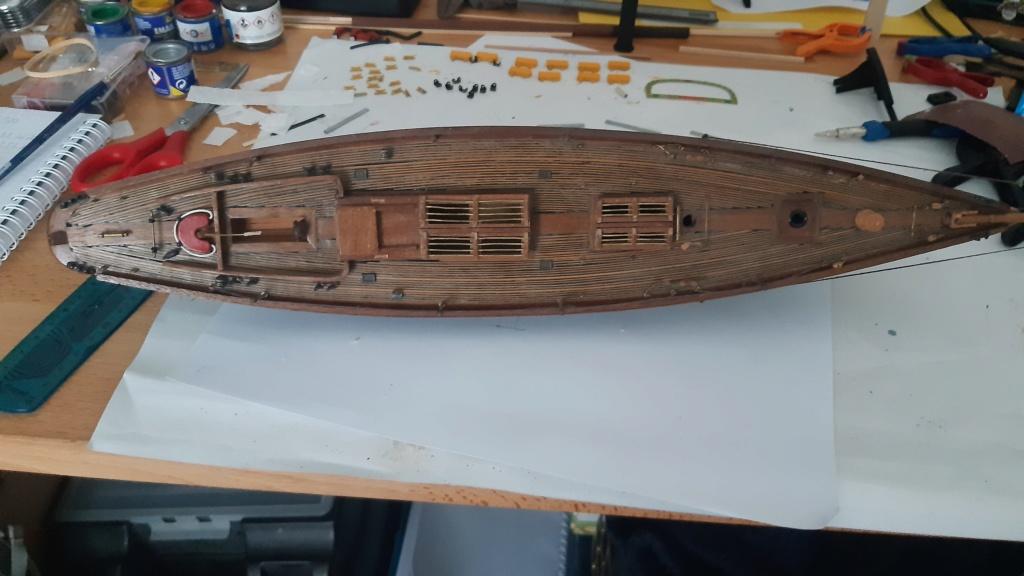 Maquette de bateaux  20200333