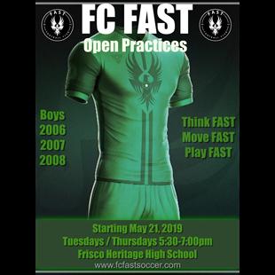 FC FAST to add third 2007 Boys Team 548f7410