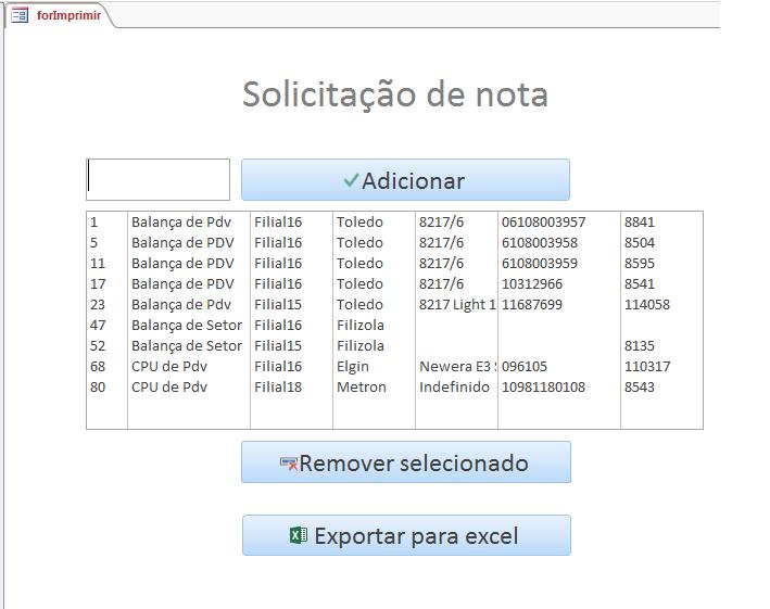 [Resolvido]Exportar dados filtrados a partir de um campo do formulário Export10