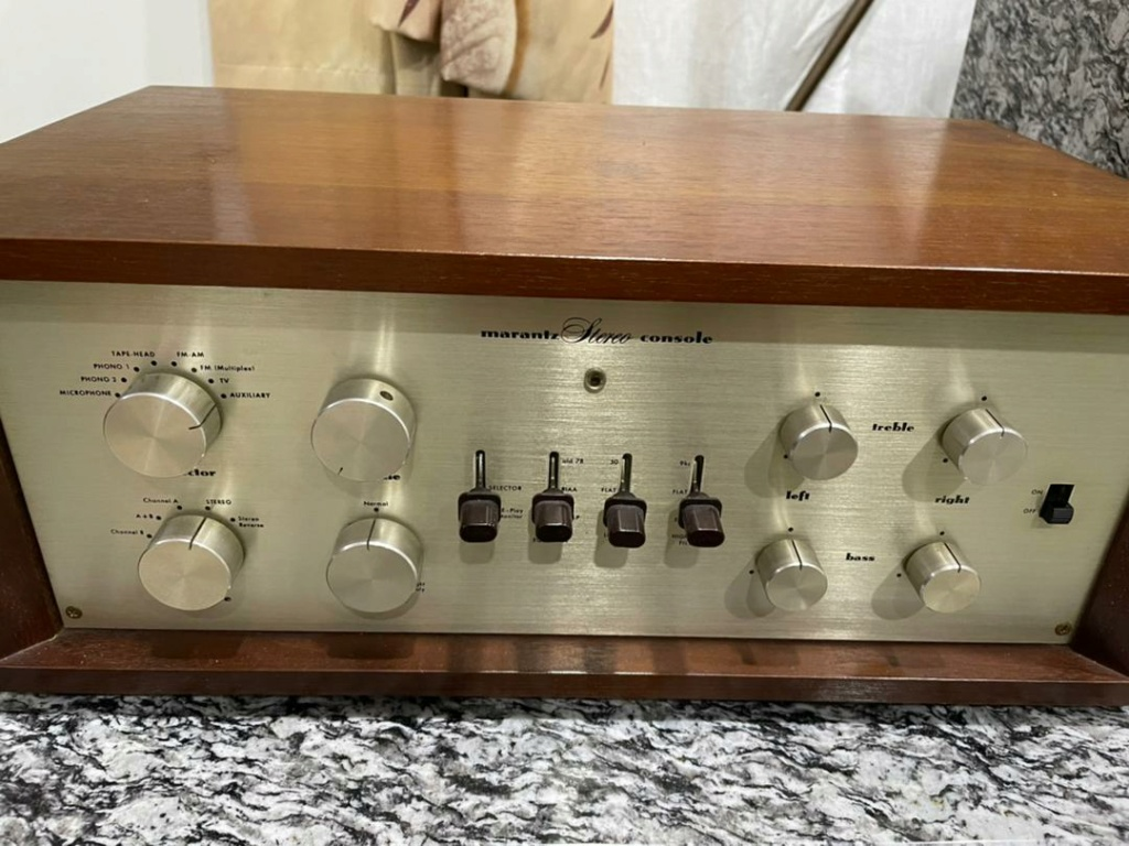 Marantz 7 Pre Amp Img-2064