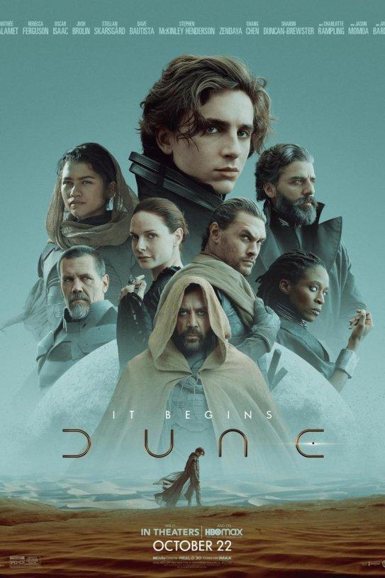 Últimas películas que has visto (las votaciones de la liga en el primer post) - Página 4 Dune-c10