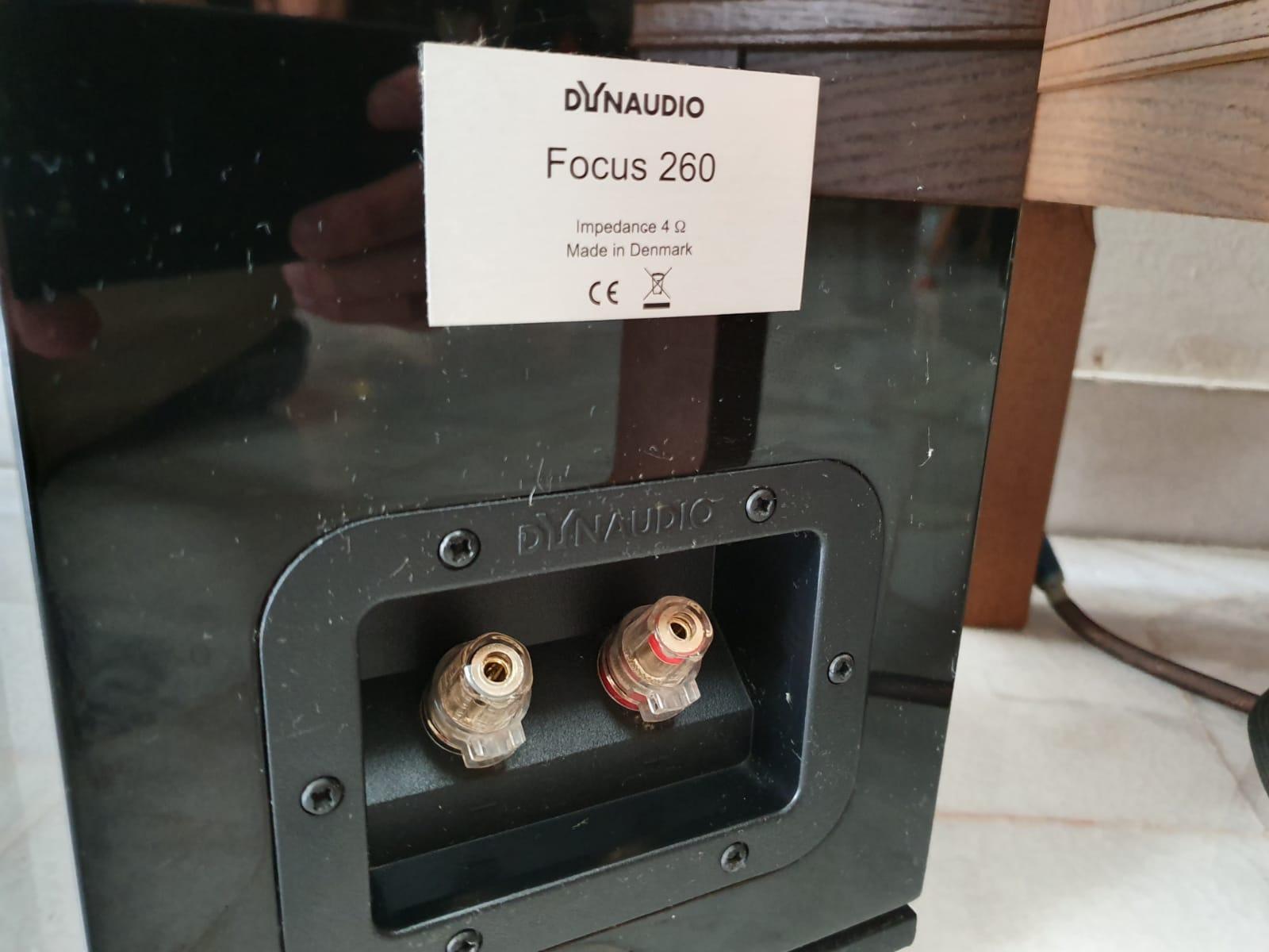 Dynaudio Focus 260 D22fcc12