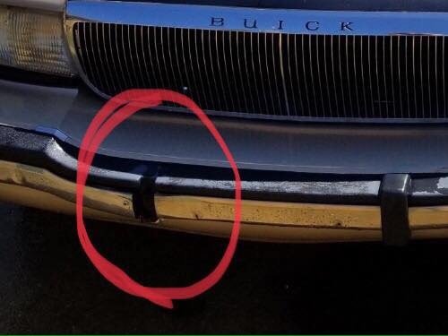 anyone have a RMW front bumper guard?  67153710