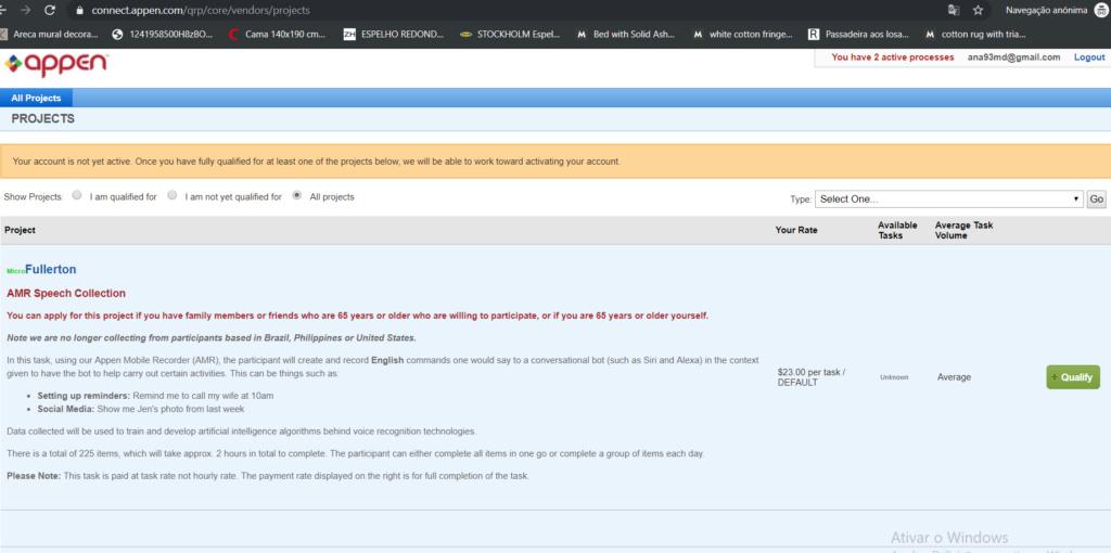 Oportunidade [Provado] Appen - Recebe por tarefas de transcrição de áudio, tradução, pesquisa, etc - (ganhei 245 euros) - Página 2 Appen_11