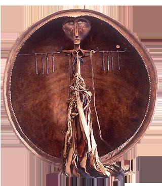 Бубен шамана и посвящение в шаманы Buben_10