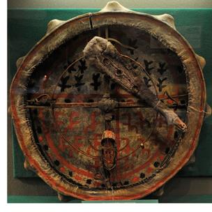 Бубен шамана и посвящение в шаманы Buben_16