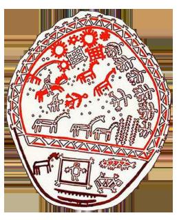 Бубен шамана и посвящение в шаманы Shaman12