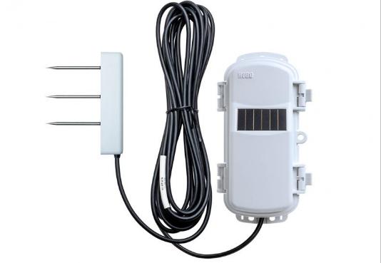 Беспроводные датчики HOBOnet для измерения влажности, температуры и электропроводности почвы. Onset. США _u18