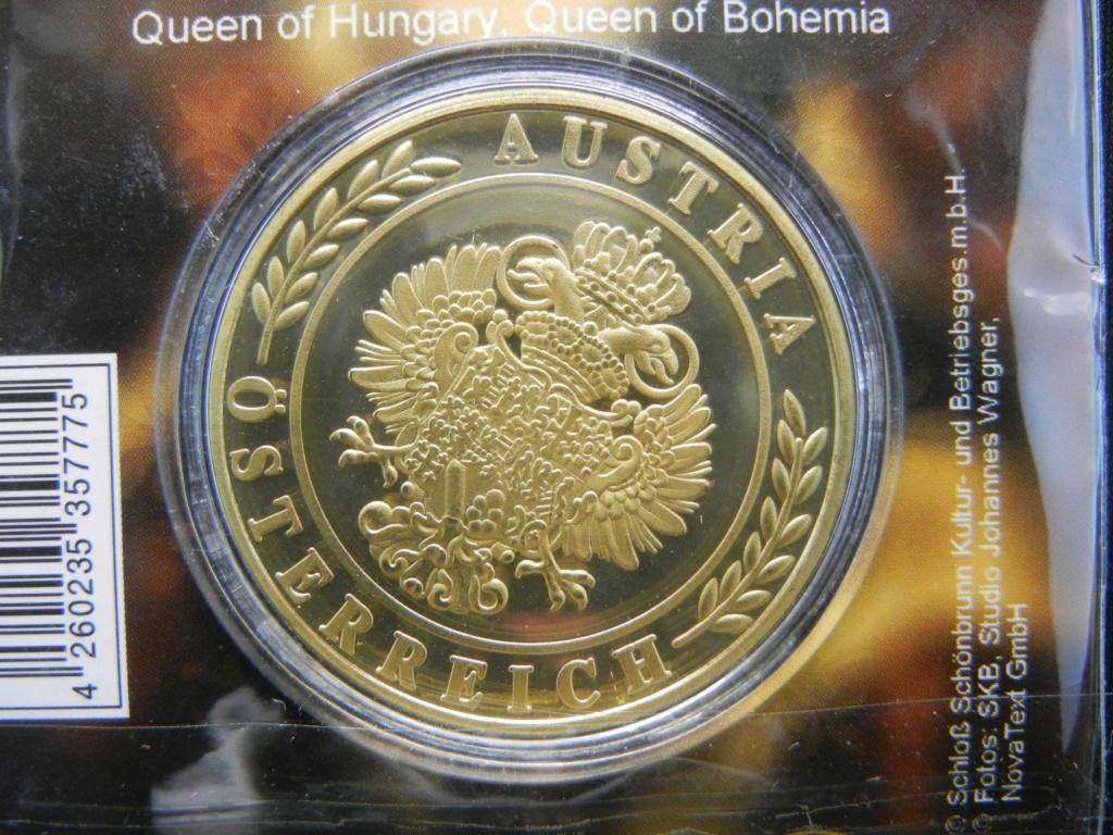 Moneda conmemorativa de Maria Teresa I 76982811