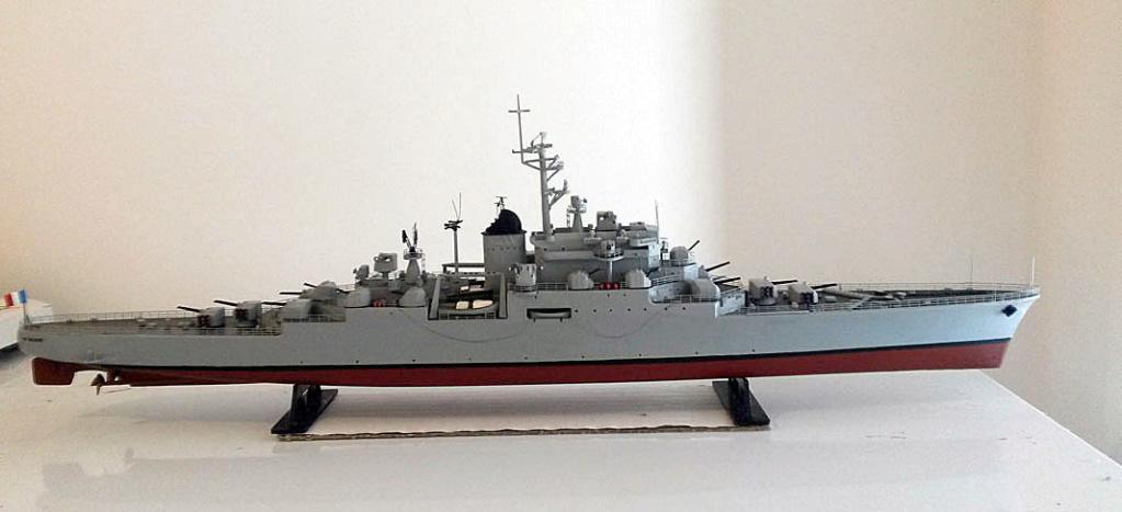 Croiseur DE GRASSE 1957-60 Réf 862 110
