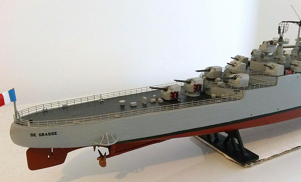 Croiseur DE GRASSE 1957-60 Réf 862 510