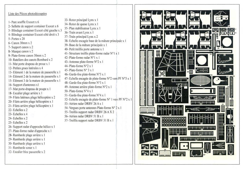 [1/400] FREGATE DUGUAY TROUIN D 611 Arsena11