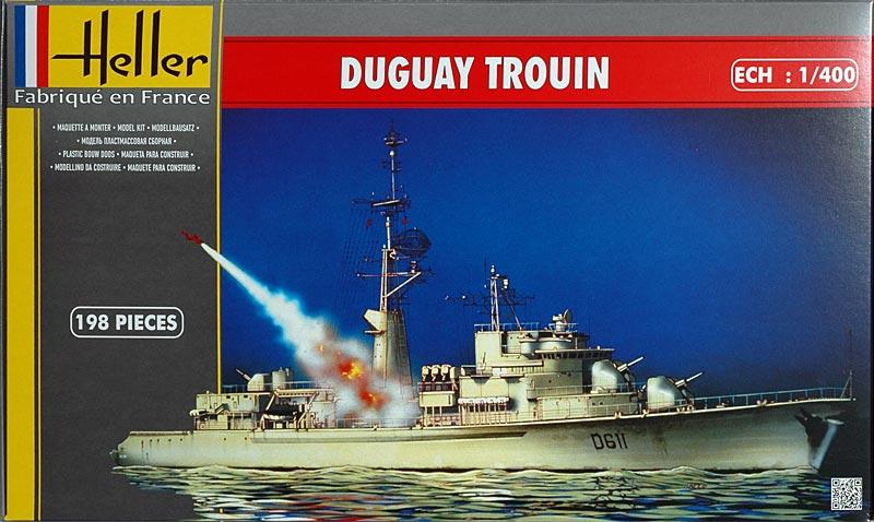 [1/400] FREGATE DUGUAY TROUIN D 611 Dugayt10