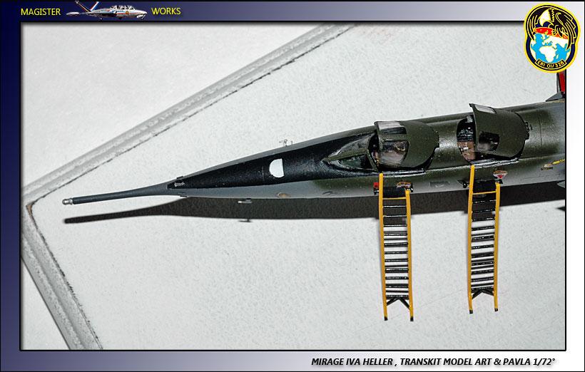 DASSAULT MIRAGE IVA n°51 BX Réf 80351 Photo242