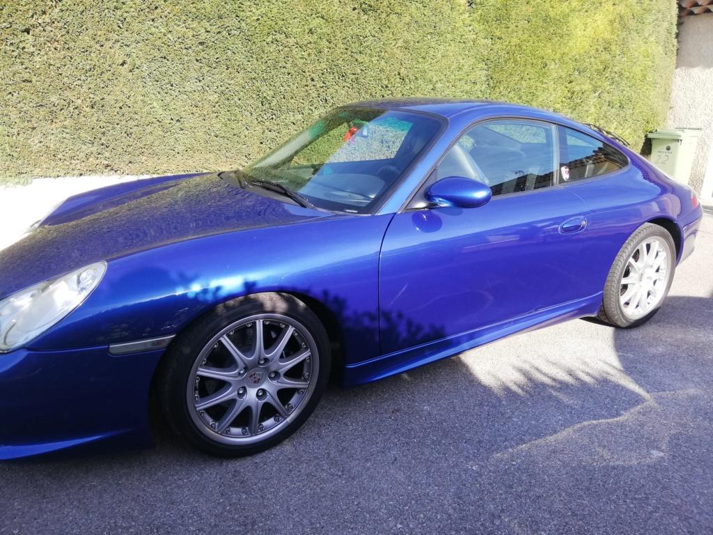 VENDS 996 Phase 2 3.6L Bleue Cobalt   VENDUE - Page 2 Img_2011