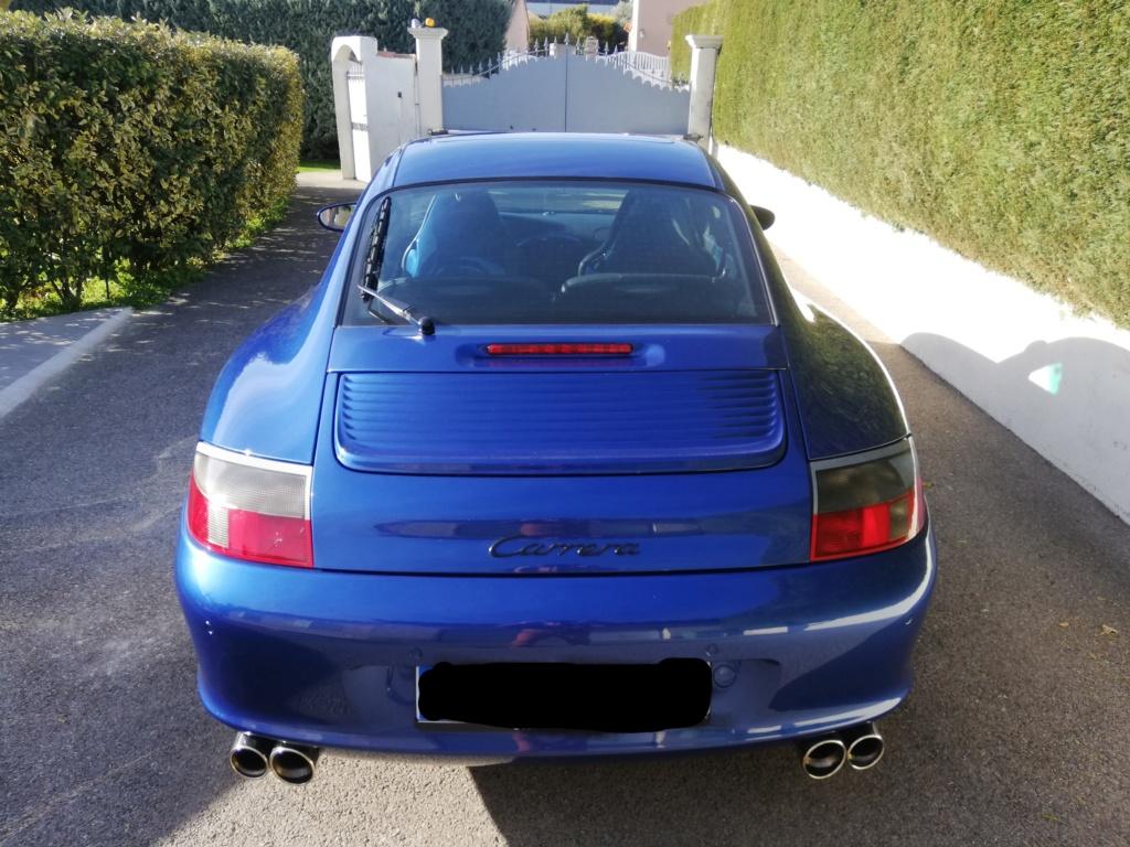 VENDS 996 Phase 2 3.6L Bleue Cobalt   VENDUE - Page 2 Img_2012