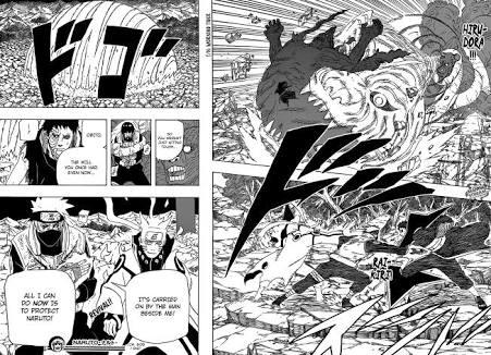 Provando que Sakura e Tsunade são as mais fortes fisicamente falando. Images70