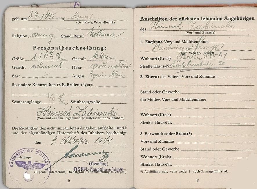 """KommandoBuch"" (1942-1944) 210"