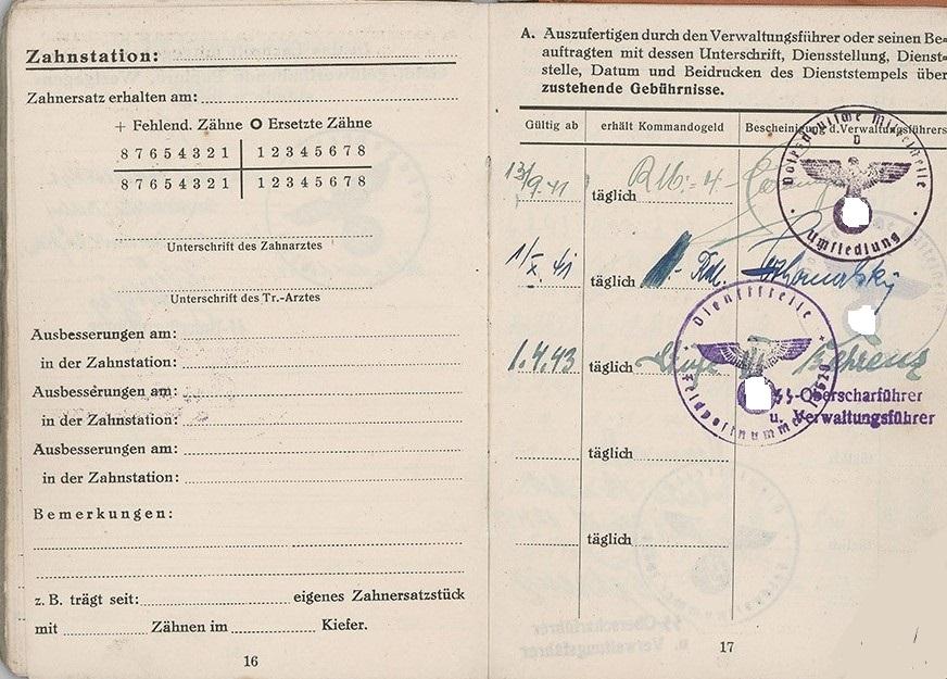 """KommandoBuch"" (1942-1944) 510"