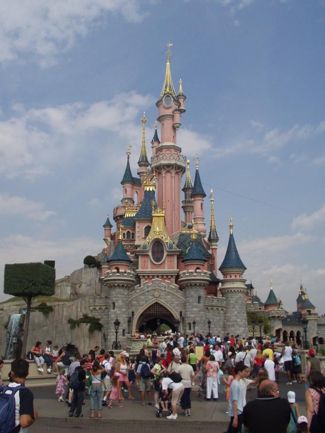 Rénovation du Château de la Belle au Bois Dormant (2020) Disney10