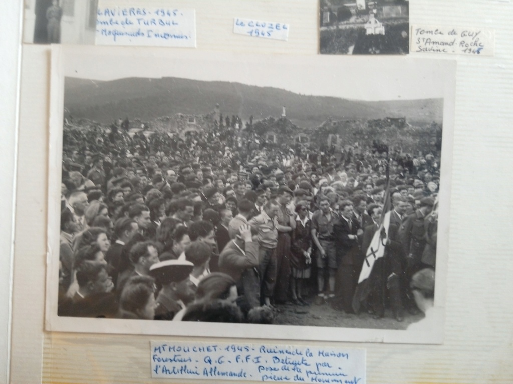 Le MONT-MOUCHET, haut lieu de la Résistance - Page 3 Img_2051