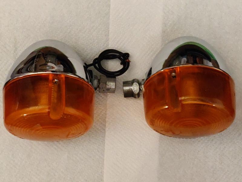 Clignotants ampoules LED 1340 Softail Sportster autre Photo111