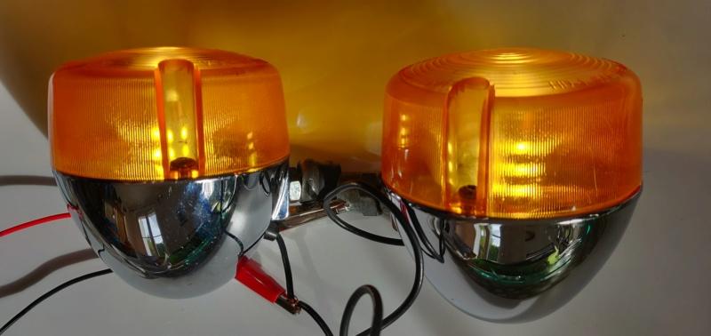 Clignotants ampoules LED 1340 Softail Sportster autre Photo410
