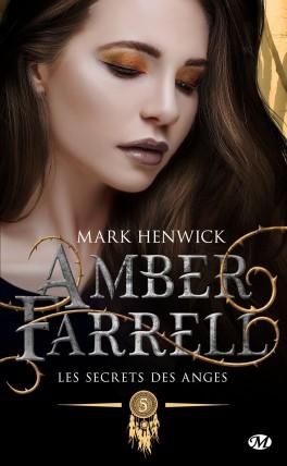 Amber Farrell - Tome 5 : Les secrets des anges de Mark Henwick Amber-10
