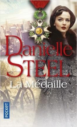 La médaille de Danielle Steel La-med10