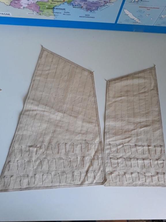 Goélette Marseille 1764 (Mamoli 1/64°) par Djodjo  20200928