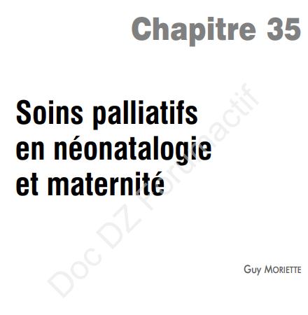 Soins palliatifs en néonatalogie et maternité 2014 Annota12