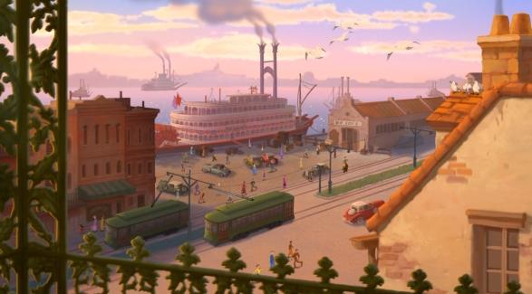 Que rajouteriez et/ou modifiriez vous à Disneyland Paris ? - Page 8 Bayou11