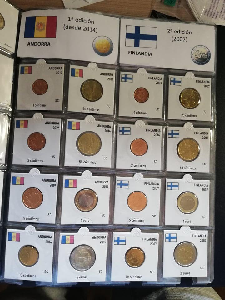 Series euro en cartones 10424910