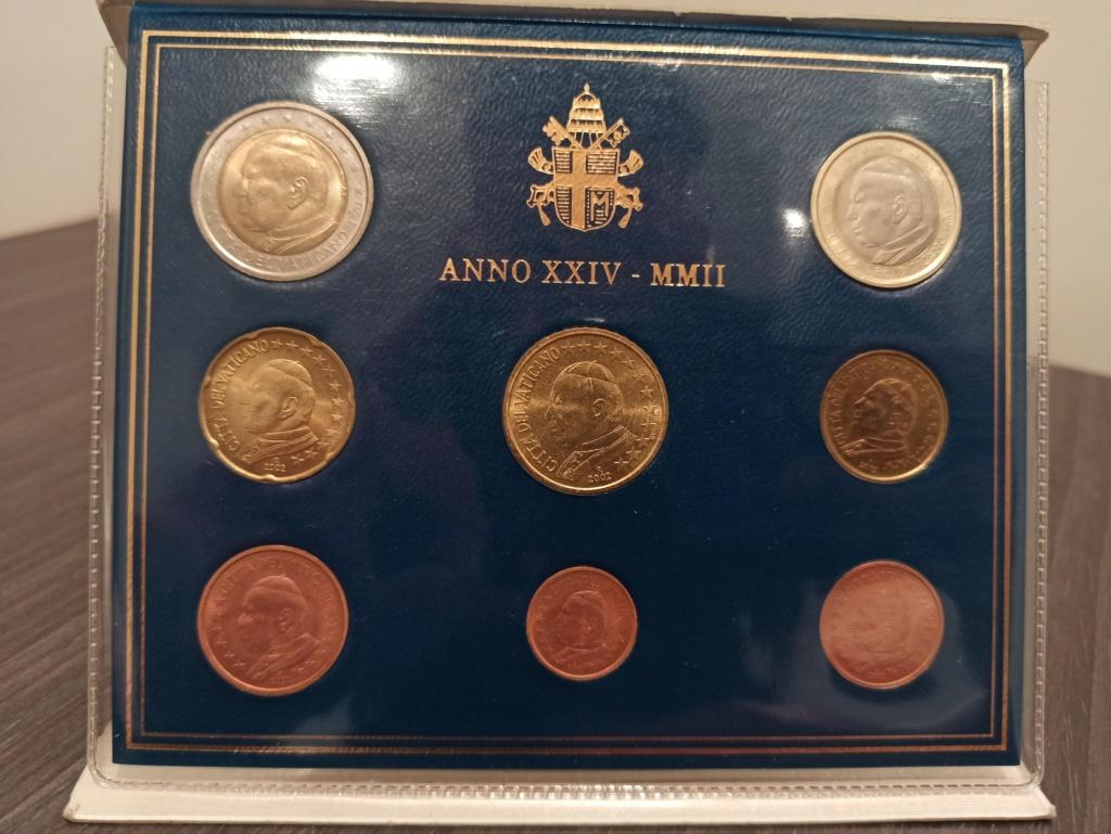 Carteras euro Vaticano  Img_2011