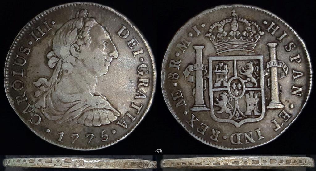 8 Reales 1772, Lima. El último columnario (a volante). 8r_mj_10