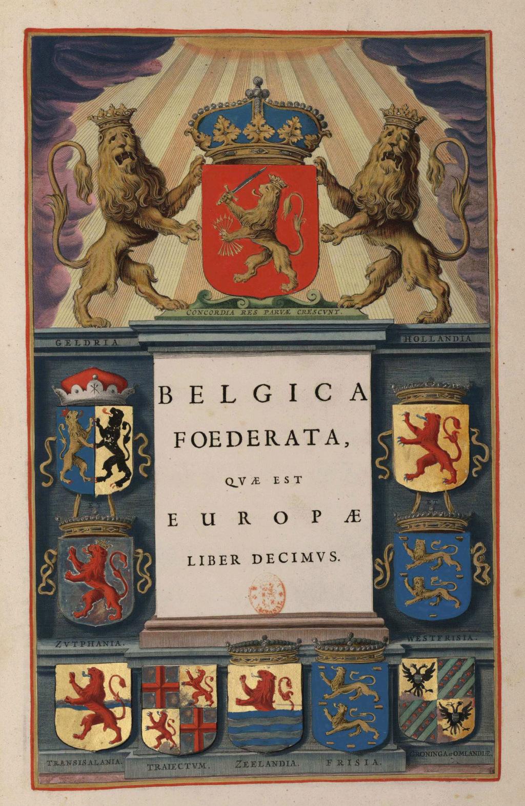1 patagón de 1653, ⚜ Brujas. Geogra11