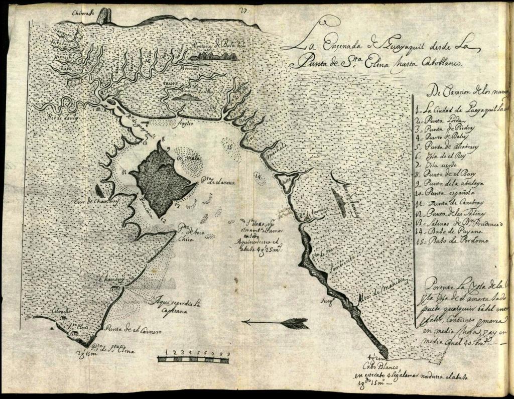 8 Reales de 1652 y el relato del naufragio de la Capitana Guayaq10