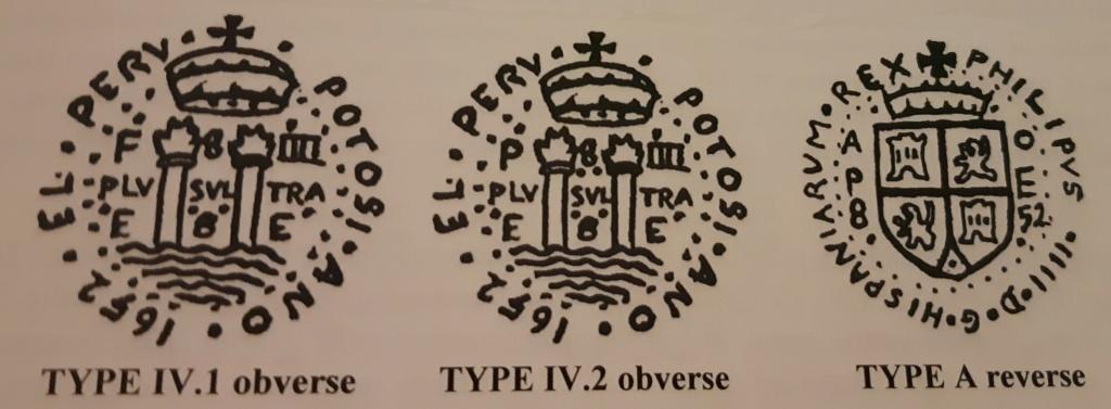 8 Reales de 1652 y el relato del naufragio de la Capitana Leyend10