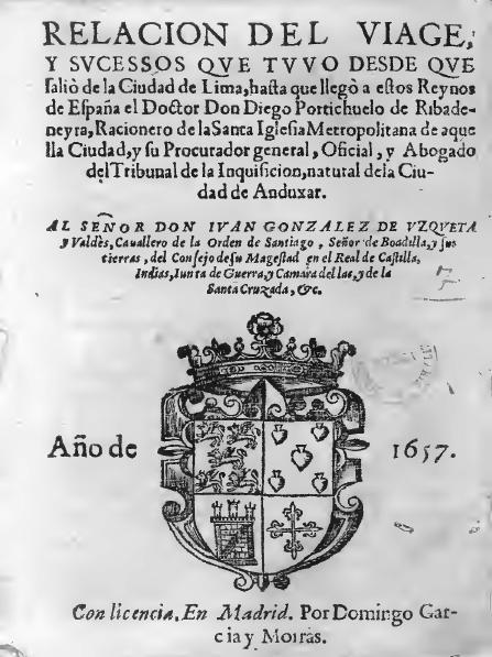 8 Reales de 1652 y el relato del naufragio de la Capitana Portad11