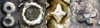 8 reales. México. Felipe II. Ensayador F… y un mapa Separa10