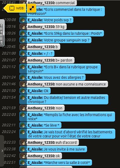 [C.H.U] Rapports d'actions RP de E_Aissile Ra_212