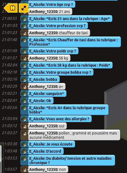 [C.H.U] Rapports d'actions RP de E_Aissile Rappor13