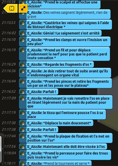 [C.H.U] Rapports d'actions RP de E_Aissile Rappor16