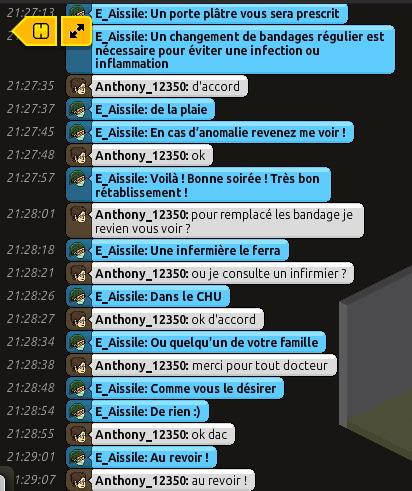 [C.H.U] Rapports d'actions RP de E_Aissile Rappor19