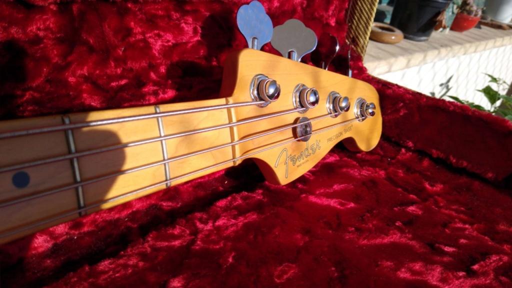 Quanto vale? Fender J P 557e3a10