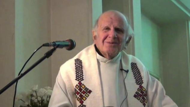 Homélie extraordinaire/Avec le  père Henri Boulad/ Prêcher en pauvreté ... Pzore_10