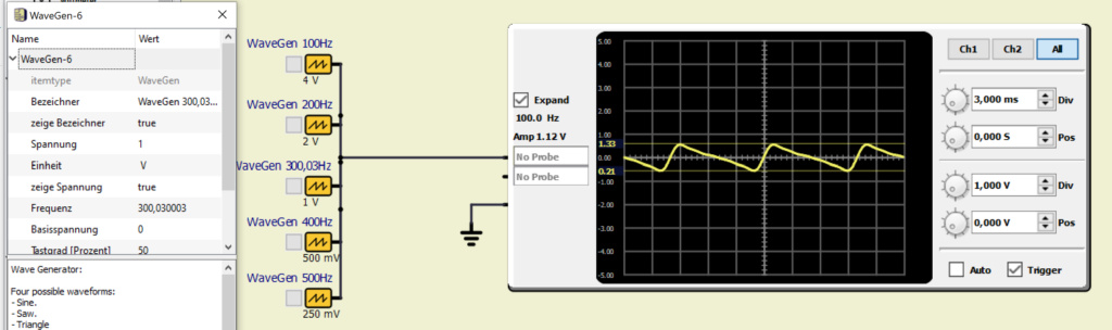 Features for function generator Signal10