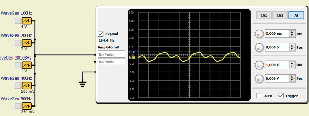Features for function generator Signal11